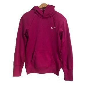 Women's Nike Therma-Fit Hooded Sweatshirt. XS